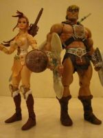I WILL PROTECT YOU TEELA by efrece