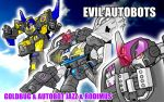 Transformers:evil Autobots by butto00