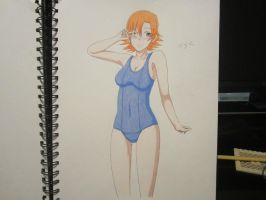 Swimsuit Nora ! by XxSgtCampbell