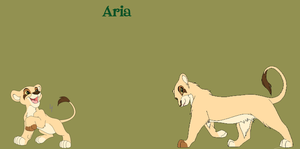Aria by Sterling-Adopts
