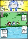 KGD : Dear Diary Pg 6 by cgaussie