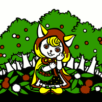 A chestnut hood cat by 6-4-0