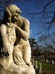 Weeping at St. Mary's by discarnatecyn