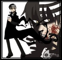 SE - He is Shinigami's son by PinkBassist3