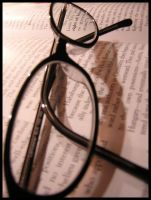 Reading Glasses by Taryn2007