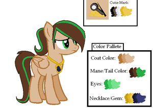Custom Pony OC To DaevaCentral