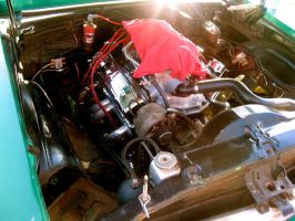 Small Block Chevy by absoluteandrew