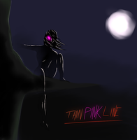 Thin Pink Line by TheFinalIllusion