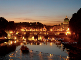 November in Rome by LylicaGalatea