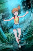 Commission: MISTY by johnbecaro