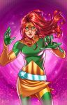Extraordinary Jean Grey by JamieFayX