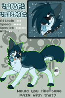 OMG ITS A BLOOPER -and wolfy- by wolf-wisper