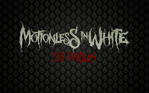 Motionless in White - Infamous by riickyART