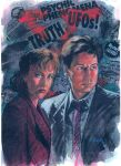 Xfiles by ssava