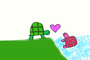 Turtle Love! by Daisy36075