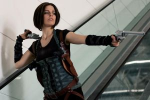 Alice Abernathy - Resident Evil: Afterlife by Rush90