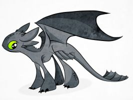 HTTYD2 by ToxicKittyCat