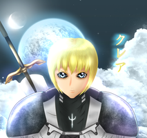 Claymore's Clare by sasukegirl999