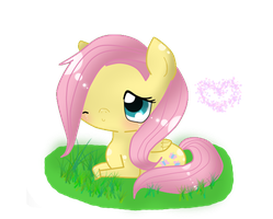 Fluttershy by mad-squeeker