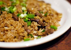 Beef Fried Rice by lilkoda16