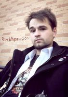 RedApropos takes the Best Damn Selfies by RedApropos