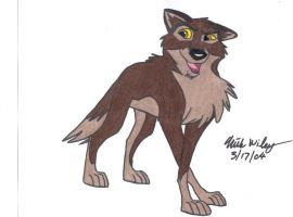 Elated Balto by skipshark773