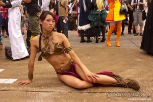 Slave Dancer Leia 001 by DownFall2448