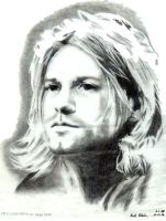 Peace,Luv,Empathy: Kurt Cobain by RAMENmanga-ka