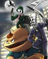 Grim Fandango -  Welcome to El Marrow by jameson9101322