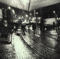 .:under my umbrella:. by hayal25
