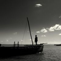 Fisher man by lostknightkg