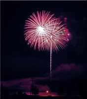 Canfield Fireworks 2009 5 by WDWParksGal-Stock