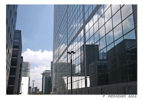 la Defense perspective by bracketting94