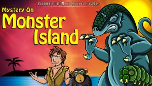Brandon's Cult Movies - Mystery on Monster Island by earthbaragon