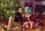 Naughty Christmas by Kamikaze-666