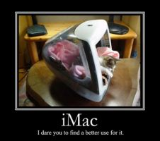 iMac by MalevolentDeath