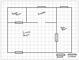 Apartment Floor Plans by C-l-e-a-r