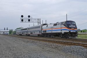 Amtrak heritage by JDAWG9806