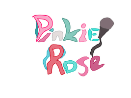 Pinkie Rose Logo .:GIFT:. by StongInventor18
