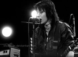 Dear Joan Jett, by stickbugs