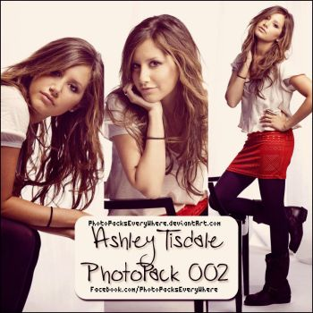 Asley Tisdale PhotoPack 002 by PhotoPacksEveryWhere