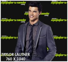 Taylor Lautner - PSD 760x1040 by ByRoderico