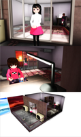 Madotsuki room updated DL by kaahgome