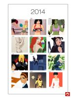 Year in Review: 2014 by Mro16