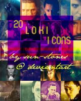 Loki   Icon Pack by sun-stones