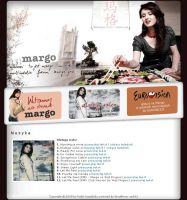 Margo - Official webpage by nadiaismyname