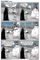 De La Nada- Worst Sith Ever by RangyRougee