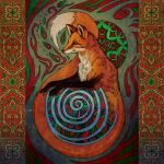Red Fox by yanadhyana