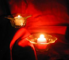 Candle I by Ivette-Stock