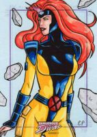 Jean Grey DD2 by ElainePerna